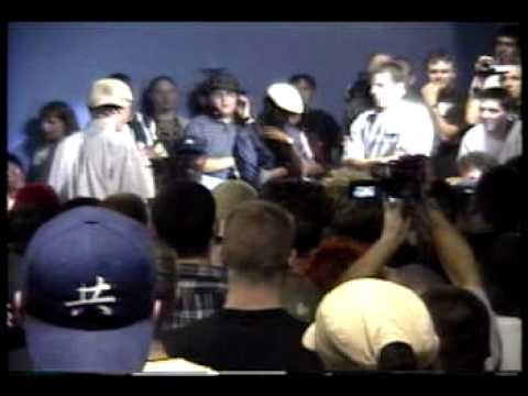 Scribble Jam 2000 Scribble Jam 1999 Eyedea vs