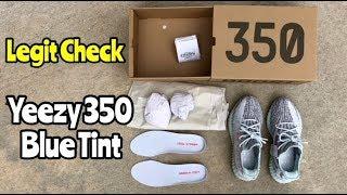 5ea46e215 Adidas Yeezy Boost 350 V2 Blue Tint On Feet Review - mp3toke