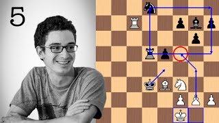 Fabiano Caruana vs Magnus Carlsen | 2018 World Chess Championship | Game 5