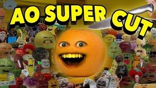Annoying Orange Supercut - EVERY VIDEO EVER!