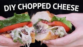 CHOPPED CHEESE 🧀 VS CHOPPED CHEESE 🧀