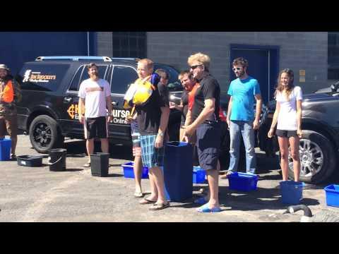 Fresh Air Educators ALS Ice Bucket Challenge