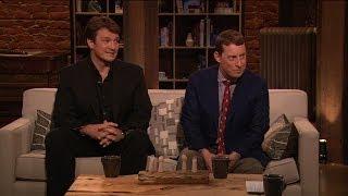 Nathan Fillion and Scott Gimple on Clara: Talking Dead