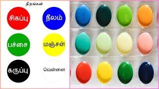 நிறங்களை கண்டுபிடிங்க Test to Learn colors in tamil |Learn colors in tamil |Learn colors |வண்ணங்கள்