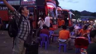 Travel - 2013 trip to Sapa, Vietnam P1. Rov mus saib Hmoob Sapa. (HD)