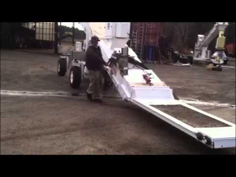 2001 RBT 3600 Railcar Unloader - For Sale