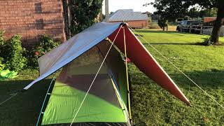 Summer camping, tricks to keep cool