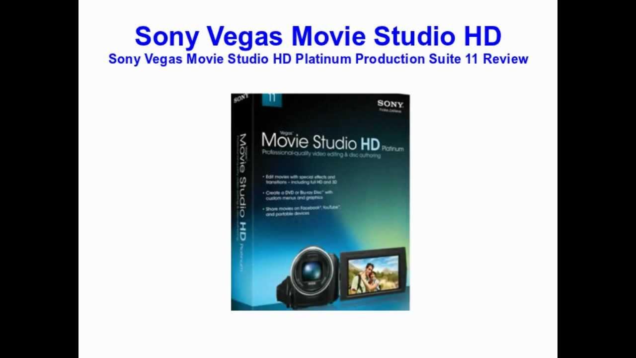Buy Cheap Sony Vegas Movie Studio HD Platinum 11