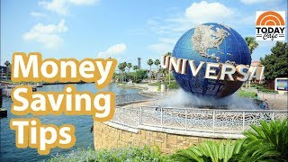 Snacks For Under $10 at Universal Studios | Today Cafe Food Review