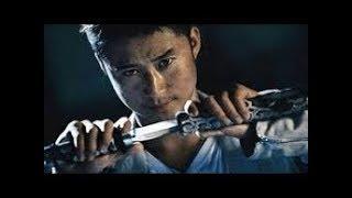 Ngô Kinh Sử dụng kiếm trong phim Huyết Chiến