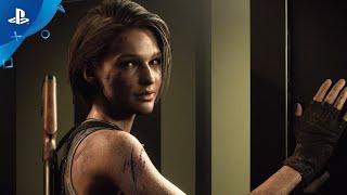Resident evil 3 :  bande-annonce