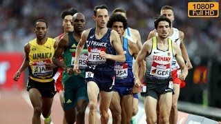 Men's 1500m at Athletics World Cup 2018