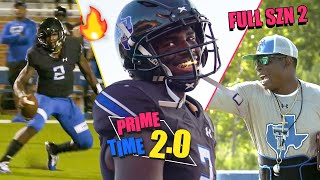 Shedeur & Deion Sanders' Reality Show Is BACK! Full SECOND SEASON Of Primetime 2.0!