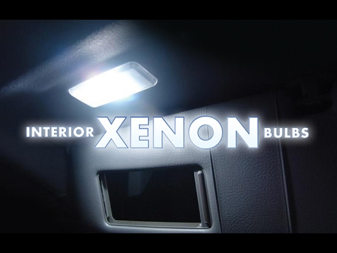 Bimmian Introduction to Interior Xenon Bulbs For BMW