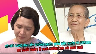 Cô gái Long An lấy chồng Nhật Bản bật khóc vì stress do suốt ngày ở nhà chăm con và nhớ quê 😥