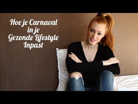 Hoe je Carnaval in je Gezonde Lifestyle Inpast