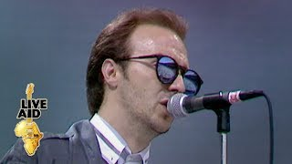 Ultravox - Dancing With Tears In My Eyes (Live Aid 1985)