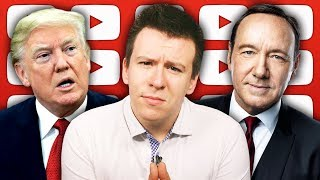 HUGE Underage Accusations Against Kevin Spacey Blow Up, Facebook