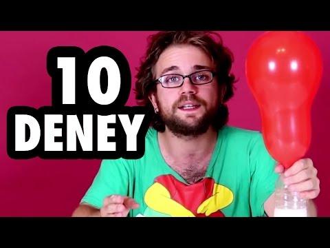 Evde Yapabileceğiniz 10 Deney