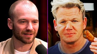 Sean Evans On Interviewing Gordan Ramsey