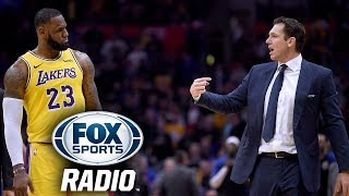 BREAKING NEWS - Luke Walton and The Lakers Agree to Part Ways
