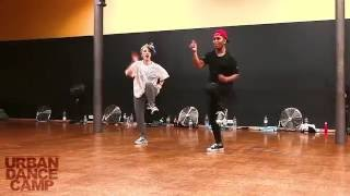 Lyle Beniga ft. Jillian Meyers :: My Life by Robin Thicke (Choreography) :: Urban Dance Camp 2013