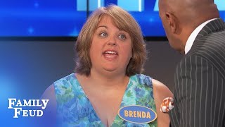 Wait, is this heaven... or HELL?   Family Feud