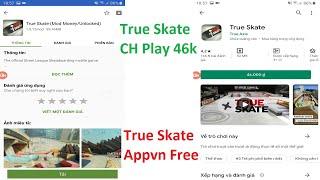 Tải app và game có tính phí từ CH Play không mất tiền với AppVN