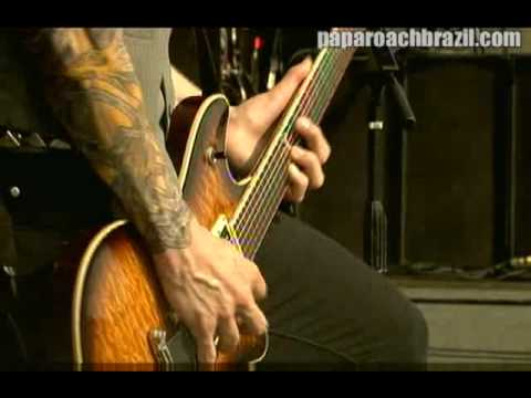 Papa Roach 05 Forever Live @ Graspop Festival 2009 HQ