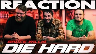 Die Hard Honest Trailer REACTION!!