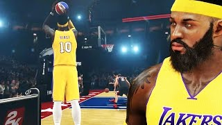 NBA 2k15 MyCAREER Gameplay S2 - ASW 3 Point Contest! Klay Thompson RAGE QUITS! Tie Breakers