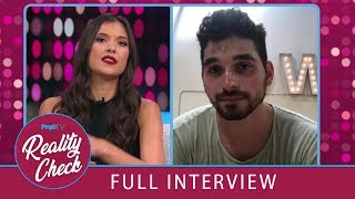 'DWTS' Pro Alan Bersten Reveals That 'Hannah Beast Is Coming Out' Very Soon! | PeopleTV