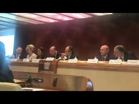 Assemblea Sgi - L'intervento di Carla Ruocco (commissione Finanze della Camera)