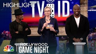 Terry Crews and the Cast of Brooklyn Nine-Nine Play TV ID - Hollywood Game Night (Episode Highlight)