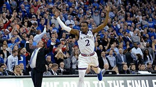 Duke vs. Kansas: Jayhawks win OT thriller to advance to the Final Four