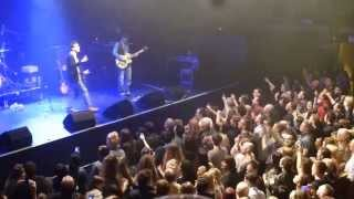 The Smyths, The Ritz, Manchester, Feb 2014,  This Charming Man (Crowd Singing) Gig of the year!  HD.