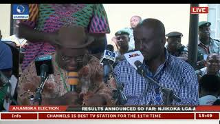 Live Updates: Collation Of Final Results For Anambra Gov'ship Election Pt.24