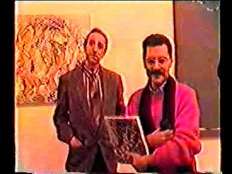 Lucio Amelio & Michele Buonuomo 12 12 85