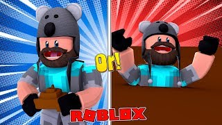 SO GROSS!!   ROBLOX Would You Rather