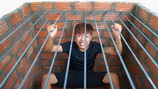 NTN - Thử Thách Vượt Ngục Được 100 Triệu (Breaking out of prison to get 5000$ Challenge)