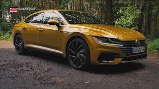 Volkswagen Arteon 2017 review