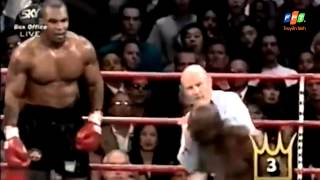 Truyền hình FPT - Cuộc đời tay đấm huyền thoai Mike Tyson
