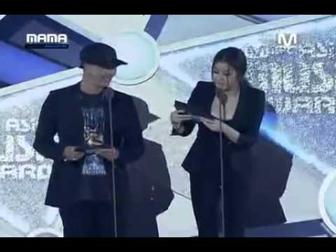 111129 Best Dance Performance Solo - HyunA