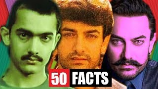 50 Facts You Didn't Know About Aamir Khan