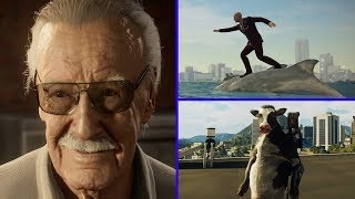 TOP 15 Video Game Easter Eggs Of 2018