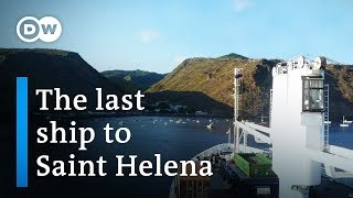 Saint Helena - a remote island in the Atlantic | DW Documentary
