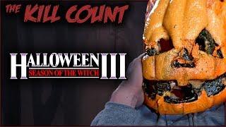 Halloween III: Season of the Witch (1982) KILL COUNT