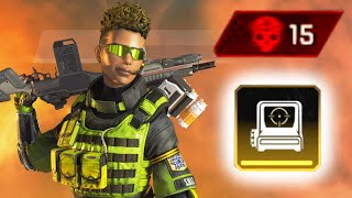 ohhh so THIS is how Bangalore is OP in Apex Legends