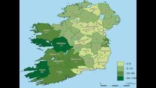 Irish regional accents - Niall Tóibín