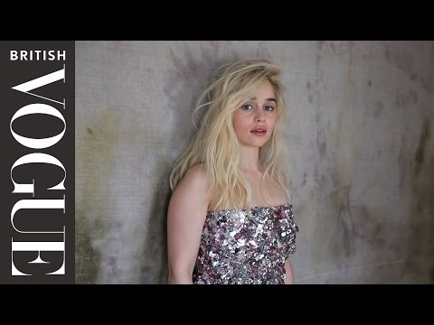 Emilia Clarke's First Kiss | 10 Things You Didn't Know | All Access Vogue | British Vogue